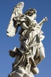 angelo castel sant roma Royaltyfria Bilder