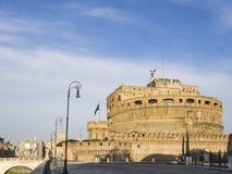 ` Angelo de Castel Sant imagem de stock