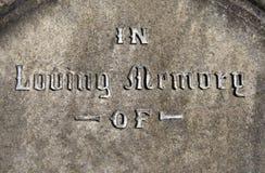 Angelo del cimitero Immagini Stock Libere da Diritti
