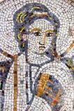 Angelo del mosaico Immagine Stock Libera da Diritti