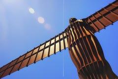 Angelo del Nord Fotografie Stock