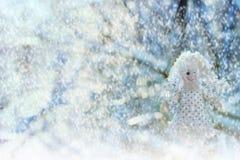 Angelo della bambola Fotografia Stock