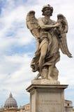 Angelo di Bernini Fotografia Stock