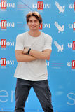 Angelo Duro al Giffoni Film Festival 2015 Royalty Free Stock Image