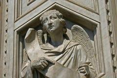 Angelo a Firenze Fotografie Stock Libere da Diritti
