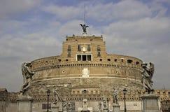 angelo most sant grodowy wiodący Rome Fotografia Royalty Free