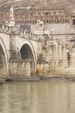 Angelo pont sant Στοκ Εικόνα