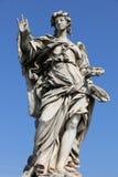 Angelo a Roma fotografia stock libera da diritti
