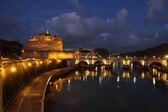 ` Angelo Sant замка Стоковое фото RF
