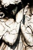 Angelo scuro Immagini Stock