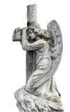 Angelo. Statua. Immagini Stock Libere da Diritti