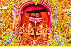 Angelo tailandese di arte Immagine Stock Libera da Diritti