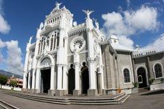 angelos ・ basilica cartago de los nuestra夫人 库存照片