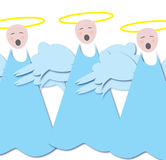 Angels Stock Images