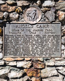 Angels Camp, California. Historic mining town, Angels Camp, California Stock Images