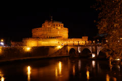 Angels Castle in Rome, Italy Royalty Free Stock Photos