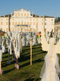 The Angels' Choir, Villa Manin, Italy Stock Images