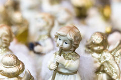 Angels decoration Royalty Free Stock Photo