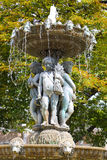 Angels Fountain - Paris Stock Images