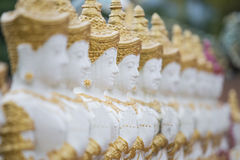 Angels. A group of angels in Thailand Stock Images