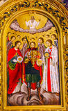 Angels Icon Saint Michael Cathedral Kiev Ukraine Stock Photo