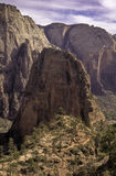 Angels Landing Royalty Free Stock Image