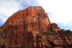 Angels Landing Stock Images