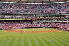 Angels  Stadium Stock Photo