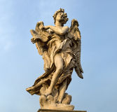 Angels - the symbol of Rome Stock Photos
