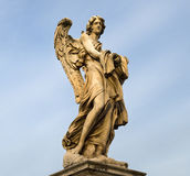 Angels - the symbol of Rome Royalty Free Stock Images