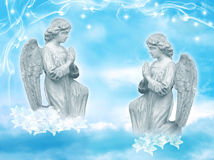 Angels Stock Photo