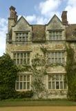 Angelsey Abtei - hintere Ansicht Stockbilder