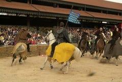 Angemessene und weiße Trüffel des alba Eselrennens. Stockfoto