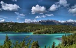 Angeordnet Yoho im Nationalpark, Britisch-Columbia, Kanada lizenzfreie stockfotografie