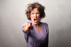 Anger Stock Images