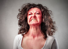 Anger Stock Photo