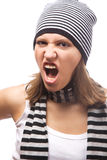 Anger royalty free stock photos