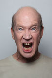 Anger man Stock Photography
