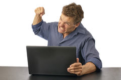 Anger management Royalty Free Stock Image