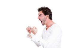 Anger management issues Stock Images