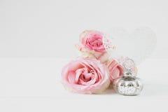 Angeredete Modellvorratblumenphotographie Lizenzfreie Stockfotos
