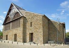 Angers, προηγούμενος αττικός Άγιος Jean (Maine-et-Loire Γαλλία) Στοκ Εικόνες