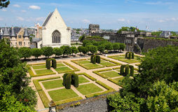 Angers Stock Photos
