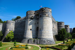 Angers Stock Photography