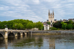 Angers Stock Images