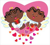 Anges Image stock