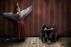 Anges Image libre de droits