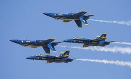 Anges bleus Photo libre de droits