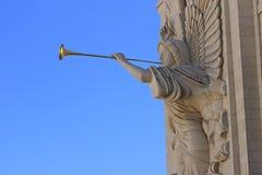 Anges dans la ville Images libres de droits