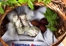 Anges de Pâques Images stock
